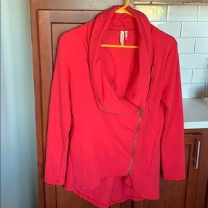 Sweatshirt Jacket/Blazer